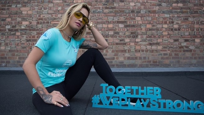 UEFA and Rita Ora pair up to support #WePlayStrong