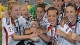 2011: Germany return to top in record-breaking style