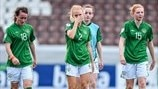 Roma McLaughlin, Grace Wright, Ciara McNamara & Hayley Nolan (Republic of Ireland)