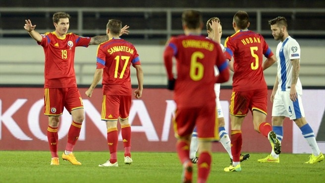 Romania rise to the challenge