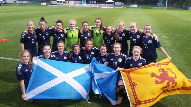 Scotland and Georgia to host Women's U19 finals