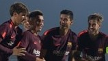 UEFA Youth League highlights: Juventus 0-1 Barcelona
