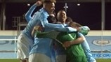 Highlights: City win dramatic penalty shoot-out