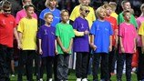 Blind children take centre stage in Tallinn